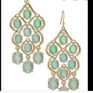 Stella & Dot- Hannah Chandelier earrings